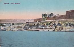 Postcard Malta Fort Ricasoli My Ref  B12387 - Malta