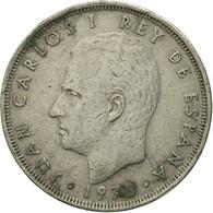 Monnaie, Espagne, Juan Carlos I, 25 Pesetas, 1975, TB, Copper-nickel, KM:808 - [ 5] 1949-… : Royaume