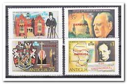 Antigua 1974, Postfris MNH, Winston Spencer Churchill - Antigua En Barbuda (1981-...)