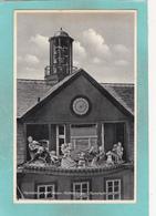 Old Card Of Rattenfanger-Kunstuhr,Hameln A.d. Weser,Lower Saxony, Germany.,S54. - Hameln (Pyrmont)