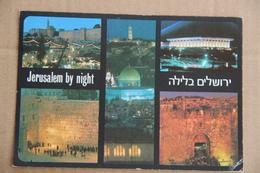 Israël, Jérusalem, Carte Multi-vues - Israel
