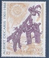 = Centenaire De La Naissance Du Dessinateur Et Graveur Albert Décaris N°3435 Neuf - Ungebraucht