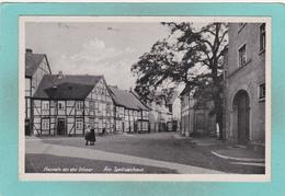 Old Card Of Am Spritzenhaus,Hameln A.d. Weser,Lower Saxony, Germany.,S54. - Hameln (Pyrmont)