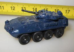 AUTOBLINDO METAL - Tanks