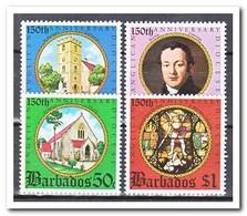 Barbados 1975, Postfris MNH, 150 Years Anglican Diocese Of Barbados - Barbados (1966-...)