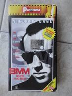 8 MM - Delitto A Luci Rosse - Nicolas Cage - I Grandi Film Di Panorama - Videocassette VHS