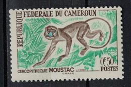 CAMEROUN       N°  YVERT     339    NEUF AVEC CHARNIERES        ( Char 04/A ) - Cameroon (1960-...)