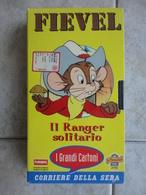 Fievel - Il Ranger Solitario - I Grandi Cartoni By Corriere Della Sera - Cartoni Animati
