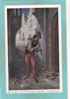Old Card Of No3, Rattenfanger Von Hameln A.d. Weser,Lower Saxony, Germany.,S55. - Hameln (Pyrmont)