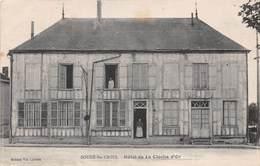 SOUDE SAINTE CROIX - Hôtel De La Cloche D'Or - France