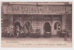 Marseille, Restaurant Poggioli, 25 Quai De La Joliette - Marseille