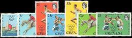 Grenada 1972 Olympics Unmounted Mint. - Granada (...-1974)