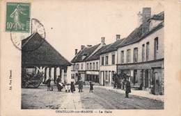 CHATILLON SUR MARNE - La Halle - Châtillon-sur-Marne