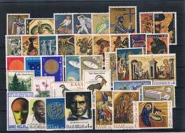 Griechenland 1970 Kpl. Jahrgang Postfrisch - Grecia