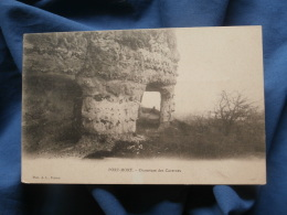 Port Mort  Ouverture Des Cavernes - Circulée 190? - R225 - Autres Communes