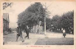 SEZANNE - La Gare - Sezanne
