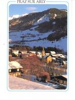 Praz-sur-Arly (Megève-Haute Savoie)-Le Village Et Son Eglise Sainte-Marie-Madeleine-Le Mont-Blanc - Megève