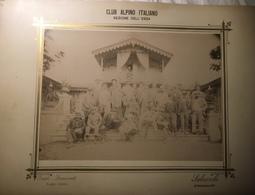 Club Alpino Italiano Dell'Enza Salvarola  1897 - Antiche (ante 1900)