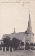 Les Environs De Fontaine-L'Evêque L'Eglise De Leerne Circulée En 1913 - Fontaine-l'Evêque
