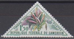 CAMEROUN - Timbre-taxe N°39 Oblitéré - Cameroon (1960-...)