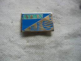 Pin's De La Societe ATNM - Badges