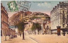 Grenoble Cours De Saint André Et Les Forts - Grenoble