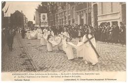 Anderlecht - Fêtes Jubilaires St Guidon / Jubelfeesten St Guido Sept. 1912 - Ed. Climan-Ruyssers - NR 25 - Animée - Anderlecht