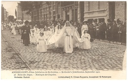 Anderlecht - Fêtes Jubilaires St Guidon / Jubelfeesten St Guido Sept. 1912 - Ed. Climan-Ruyssers - NR 26 - Animée - Anderlecht