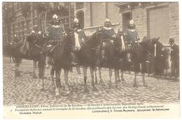Anderlecht - Fêtes Jubilaires St Guidon / Jubelfeesten St Guido Sept. 1912 - Ed. Climan-Ruyssers - NR 7 - Animée - Anderlecht