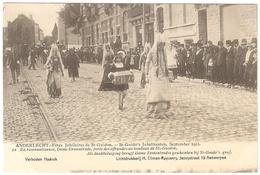 Anderlecht - Fêtes Jubilaires St Guidon / Jubelfeesten St Guido Sept. 1912 - Ed. Climan-Ruyssers - NR 12 - Animée - Anderlecht