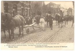 Anderlecht - Fêtes Jubilaires St Guidon / Jubelfeesten St Guido Sept. 1912 - Ed. Climan-Ruyssers - NR 3 - Animée - Anderlecht
