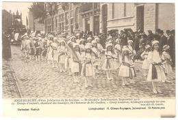 Anderlecht - Fêtes Jubilaires St Guidon / Jubelfeesten St Guido Sept. 1912 - Ed. Climan-Ruyssers - NR 17 - Animée - Anderlecht