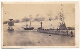Photo CDV - LE HAVRE, Jetée Du Nord - Photo Kaiser - Anciennes (Av. 1900)