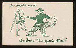 Buvard - BOURGEOIS AINE - Vloeipapier