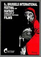 Mini Calendrier 1991 BIFFF Brussels International Fantastic Film Festival - François Boucq - Small : 1991-00