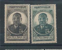 MARTINIQUE N °218/219 * T.b - Martinique (1886-1947)