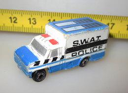 GALOOB MICRO MACHINES 1987 SWAT POLICE - Collectors E Strani - Tutte Marche