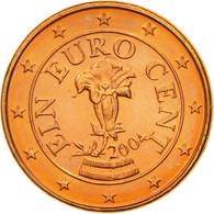 Autriche, Euro Cent, 2004, FDC, Copper Plated Steel, KM:3082 - Autriche