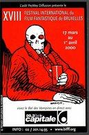 Mini Calendrier 2000  BIFFF Brussels International Fantastic Film Festival - Moebius (Jean Giraud) - Small : 1991-00