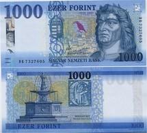 HUNGARY       1000 Forint       P-New       2017       UNC - Ungheria