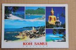 Koh Samui, Thaïlande, Carte Multi-vues - Thaïlande
