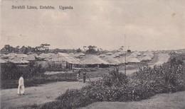 ENTEBBE / SWAHILI LINES / CIRC 1911 - Uganda