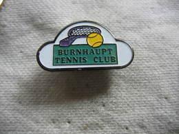 Pin's Burnhaupt Tennis Club (Dépt 68) - Tennis