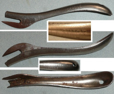 Rare Ancien Ouvre-boite De Conserve, WW1 LE SINGE, Fabrication Française - Equipement
