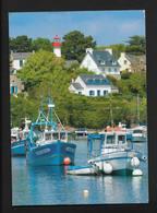 Port De Doëlan - Clohars-Carnoët Finistère Bretagne Carte Postale Grand Format 12X17cm - Clohars-Carnoët