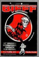 Mini Calendrier 2012 BIFFF Brussels International Fantastic Film Festival - Hugo Pratt - Small : 2001-...