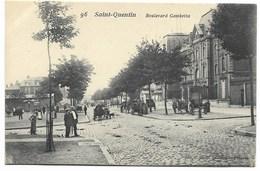 02-SAINT-QUENTIN-Boulevard Gambetta... Animé - Saint Quentin