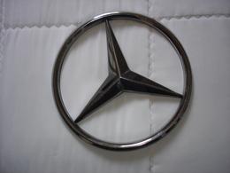Mercedes Embleem Doormeter 22 Cm - Camions
