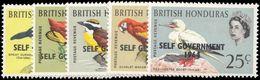 British Honduras 1964 New Constitution Unmounted Mint. - British Honduras (...-1970)