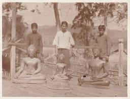 PHOTO 12 X 9 / / ASIE / SIAM / THAILANDE / TYPES DU HAUT SIAM - Thaïlande
